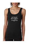Chick Singer Night - Ladies' Tank