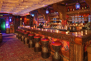 House of Blues - Foundation Room - Los Angeles