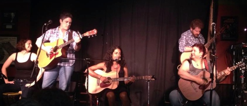 The Cicada Sessions with Allyson Casey, Divya Kumar and Melissa Morris